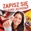 NOWOŚĆ !!! Zapisy na angielski/niemiecki/hiszpański – rok szkolny 2015/2016